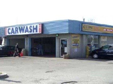 "$8.00 off the ""Works"" Car Wash"