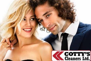 35% OFF Dry Cleaning & Laundered Shirt Service
