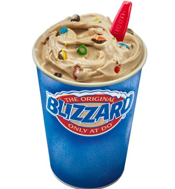 2 for 1 Blizzard