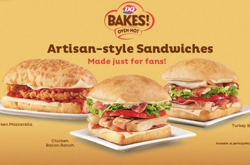 2-for-1 Artisan-Style Sandwich